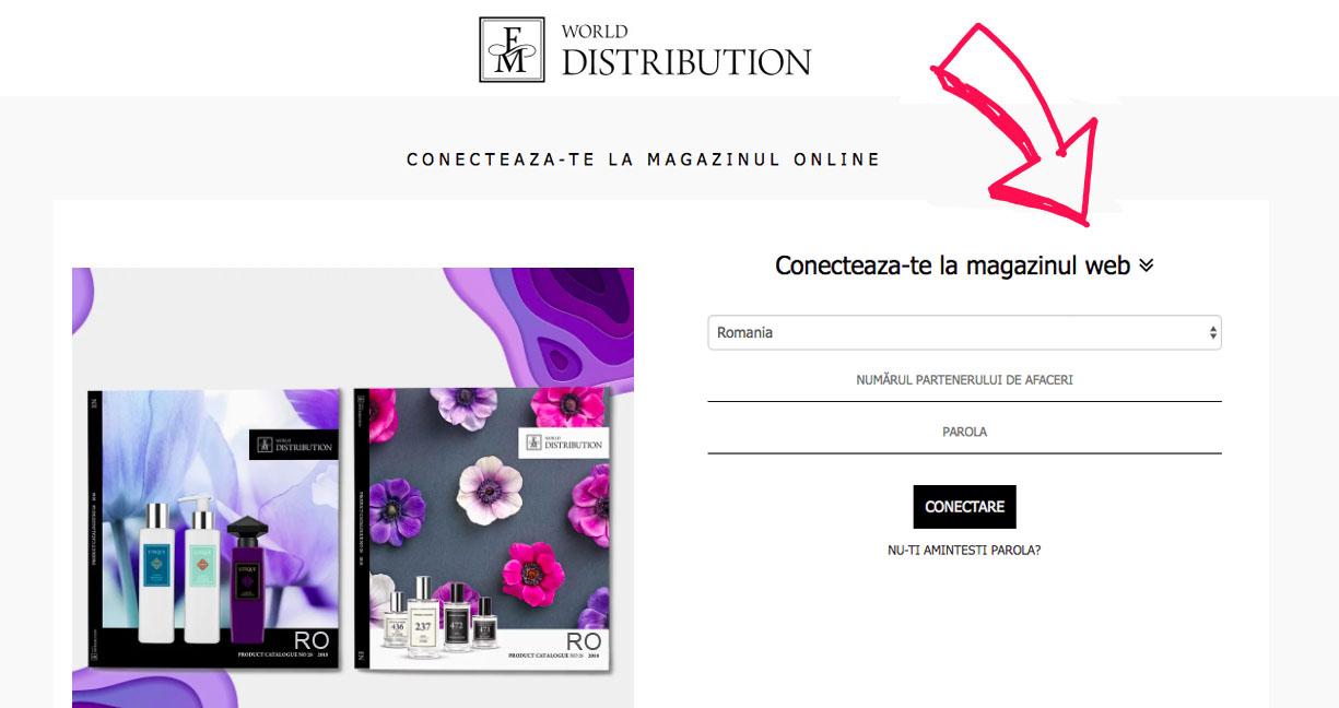 magazinul online web parfum fm group